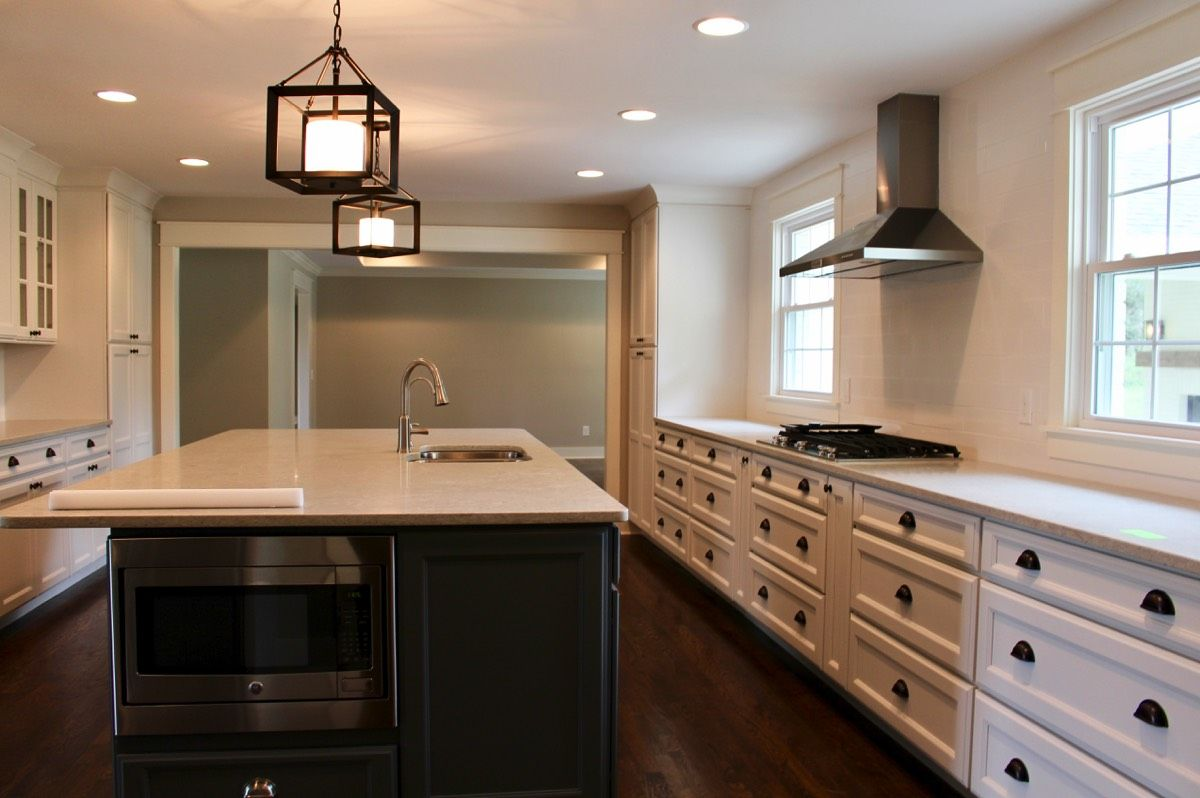 Kitchen remodel in Nashville by J Snow Construction | Kitchen ideas ...