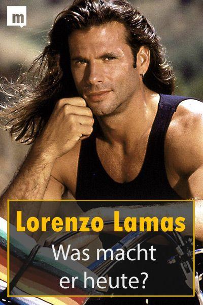 Lorenzo Lamas Heute