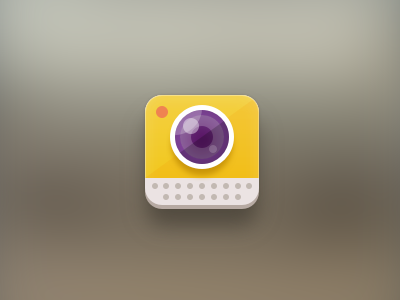 Flat App Icon by Seçkin Tokcan