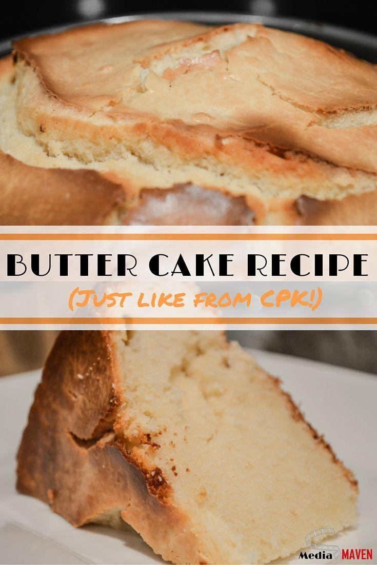 Park Art|My WordPress Blog_California Pizza Kitchen Butter Cake Nutrition