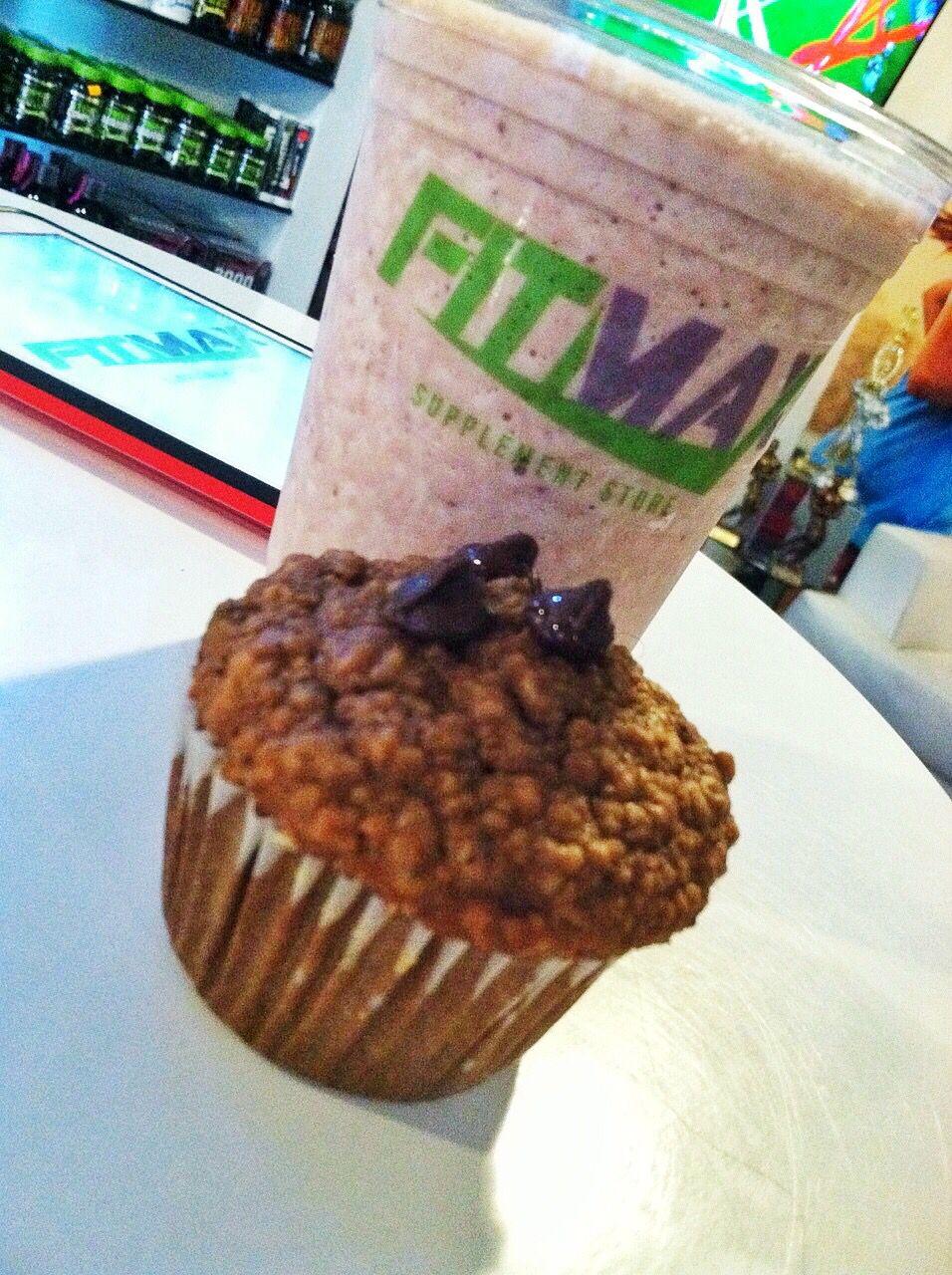 Tu postre Fit ya está aquí, Deliciosos Muffins de Proteína iso whey de @Biotechrd con Tan Solo 88 calorías, 9 gr de Proteínas, y 0 azúcar (stevia).. #Fitmaxrd #fit #Fitness #Gain #Muscle #protein