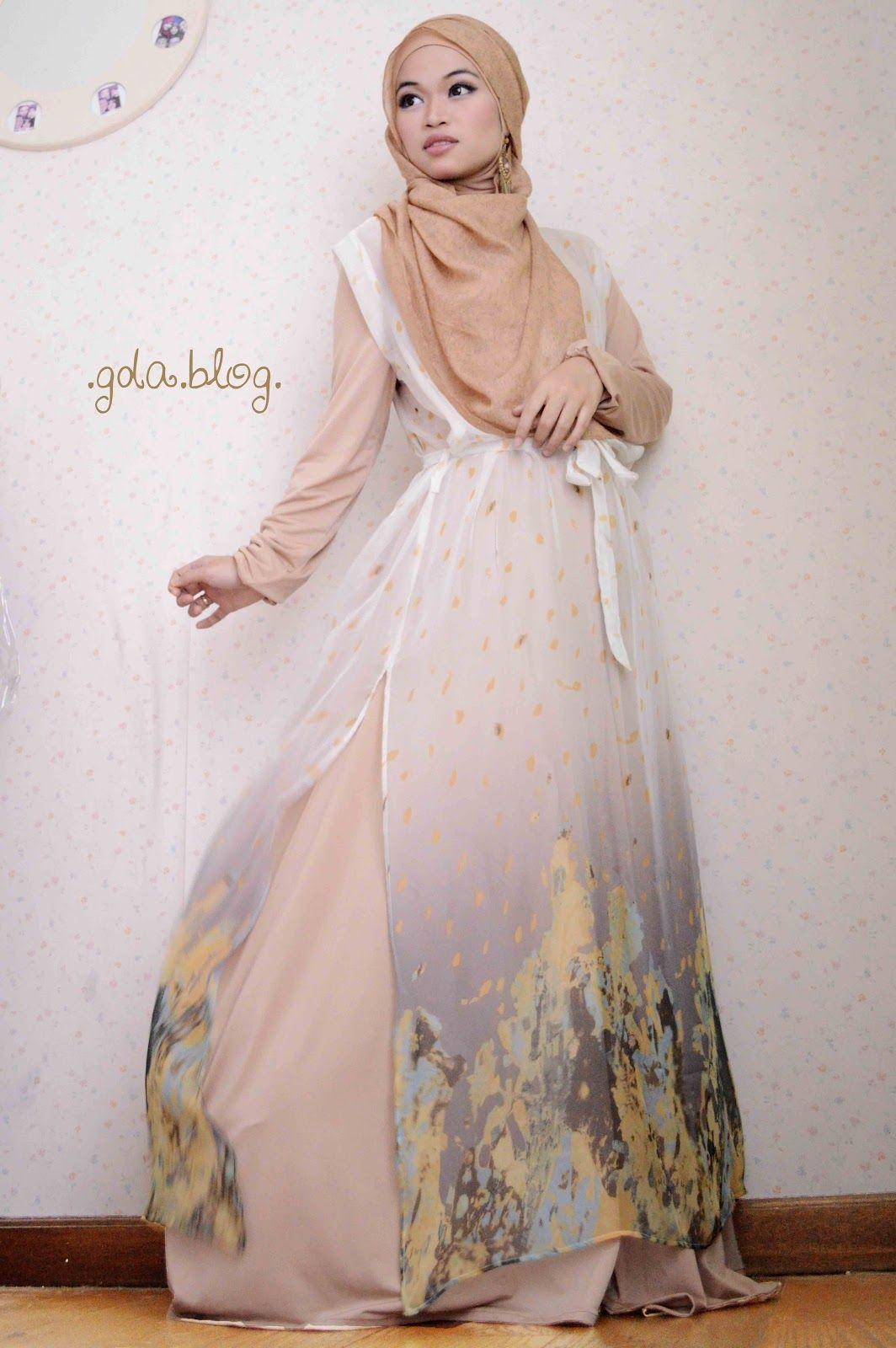 Gdaus gallery gdaus sleeveless dress abaya u head scarf design