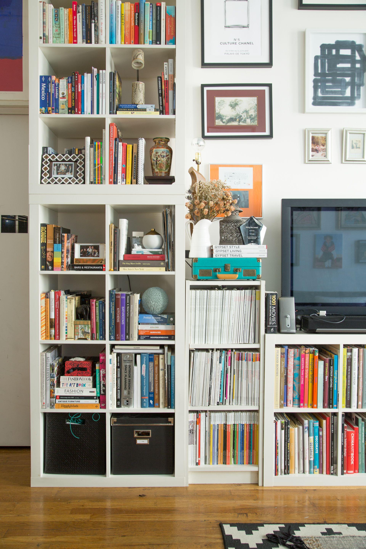 15 super smart ways to use the ikea kallax bookcase   ikea hacks