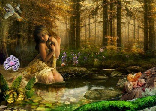 .: As almas que se amam se encontram em outra vida?