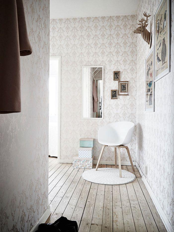 Deco apartamento n rdico de estilo industrial with or - Deco estilo nordico ...