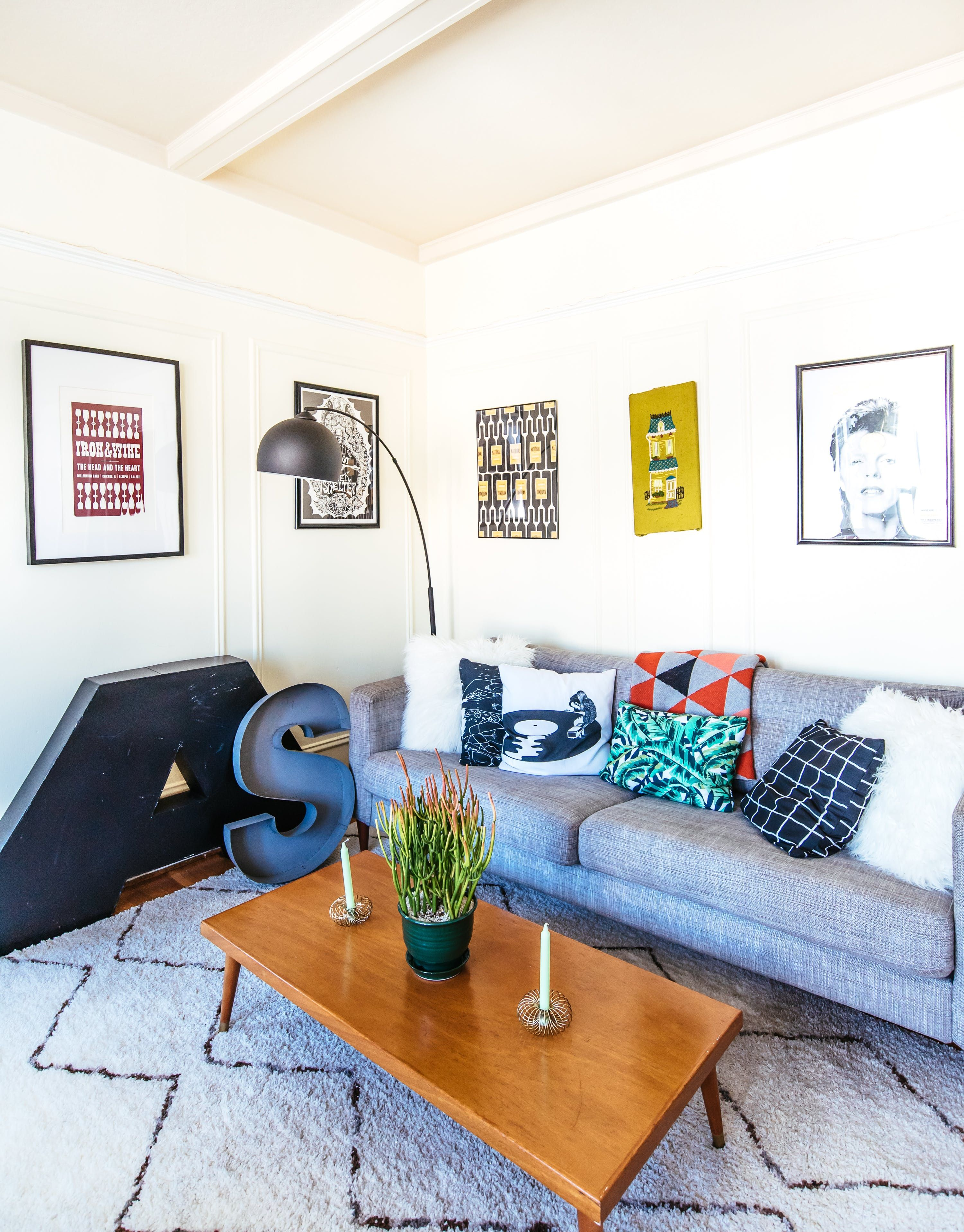 A Craigslist Chic San Francisco Apartment | Heath ceramics, San ...