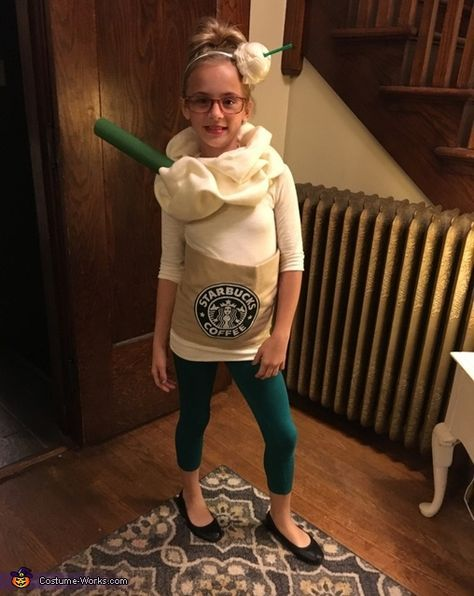 Starbucks - Halloween Costume Contest at Costume-Works 2016