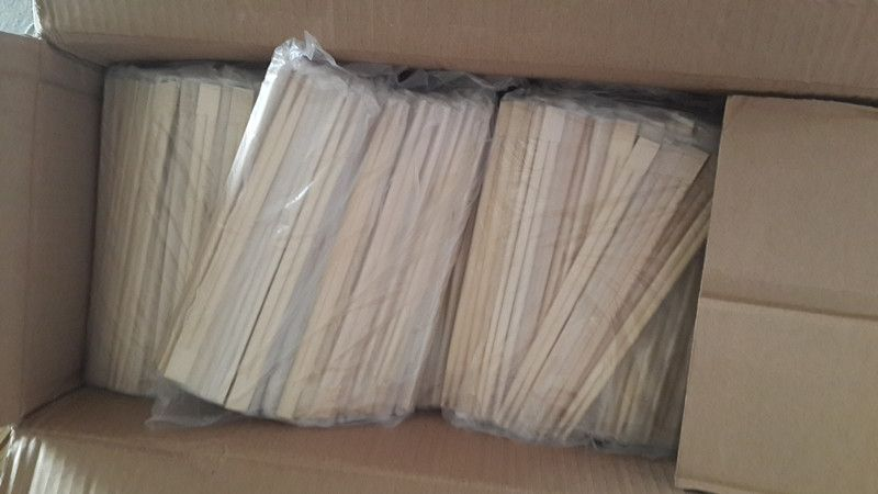 Bamboo Twin Chopstick in stock SELL OFF. AA quality, no ...