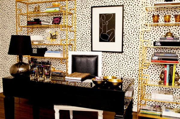 Dalmatian-Spotted Walls