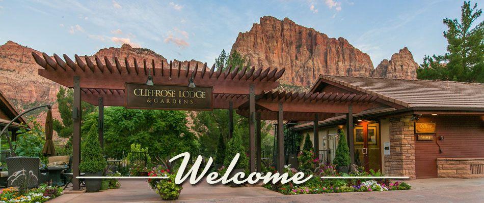 Cliffrose Lodge & Gardens At Zion National Park