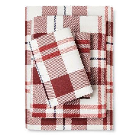 Threshold Flannel Sheet Set Target King Sheet Sets