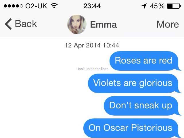 how to successfully hook up on tinder