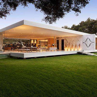 M s de 25 ideas incre bles sobre casas minimalistas planos for Casa minimalista planos
