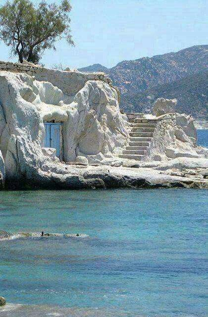Greek Islands Vacation Image By Nazma Parven On Beautiful