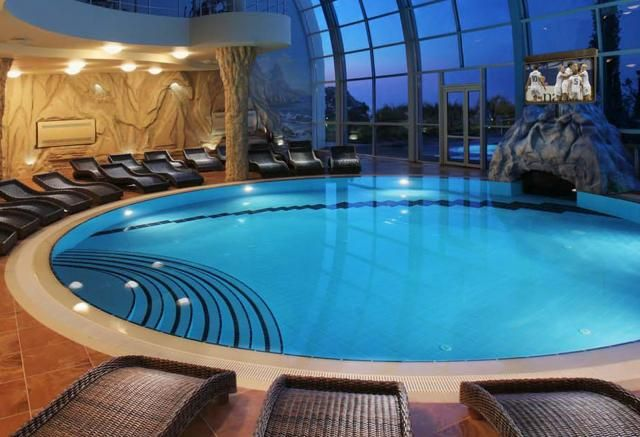mansions with indoor pools indoor pool house skyvue tv best outdoor tv of - Cool Indoor Pools In Houses