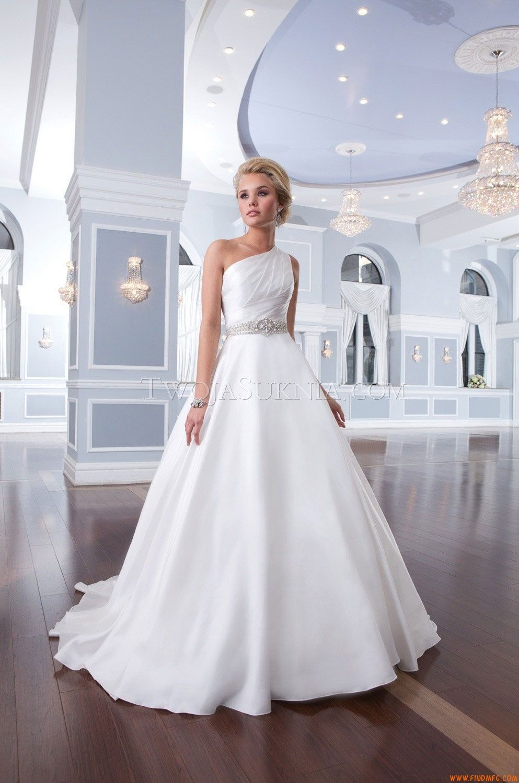 Vestidos de noiva Lillian West 6297 2014