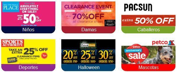 Ofertas válidas al 1º de Octubre #ofertas #descuentos #tiendanico