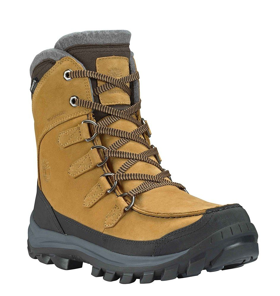 Timberland 9701R Earthkeepers Chillberg Mens Waterproof Insulated Boot -  Wheat N - Robin Elt Shoes http