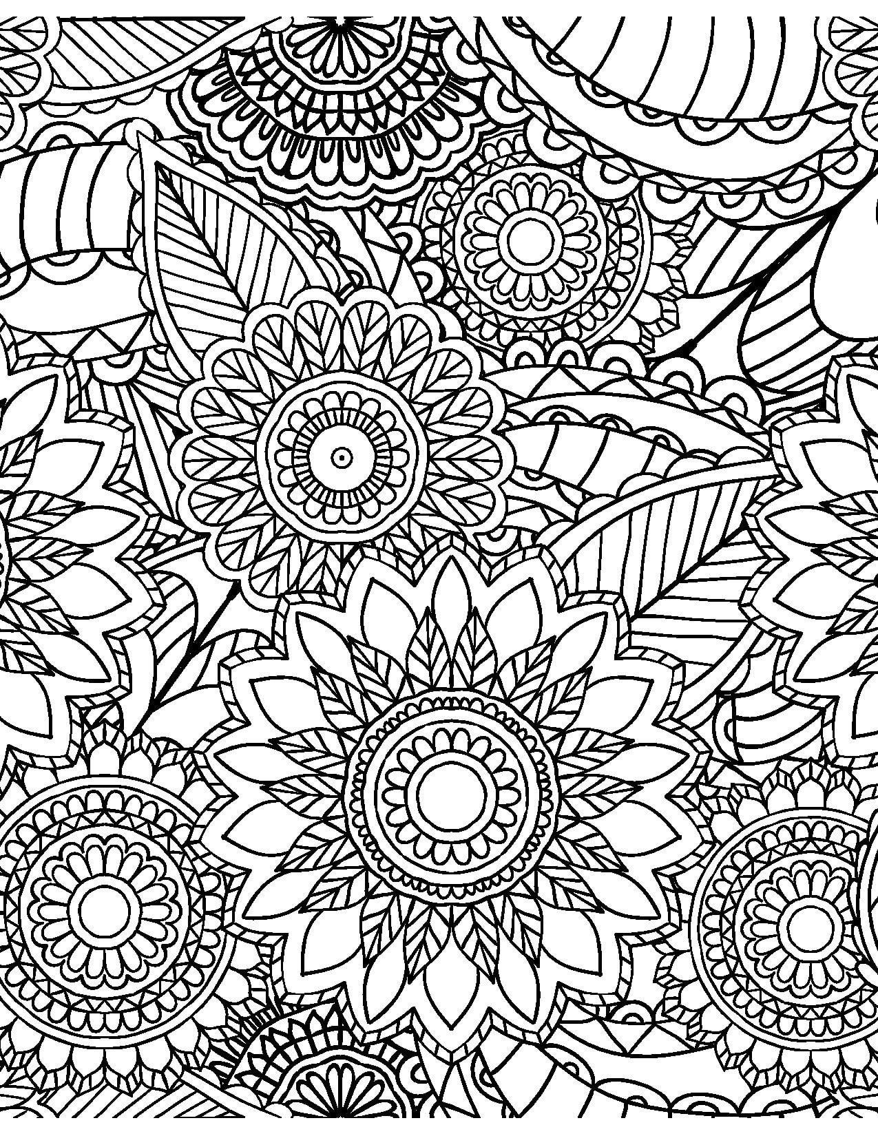 Calming Patterns For Adults Who Color Live Your Life In Color Series Coloring Book Zon Mandala Coloring Pages Pattern Coloring Pages Mandala Coloring Books