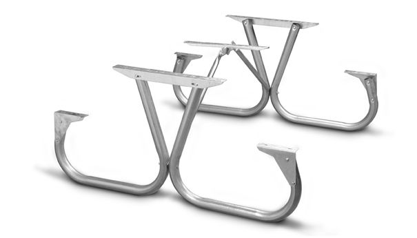 Model Pc Wf Park Chief Picnic Table Frame Kit 215 Metal Picnic Tables Picnic Table Table Frame