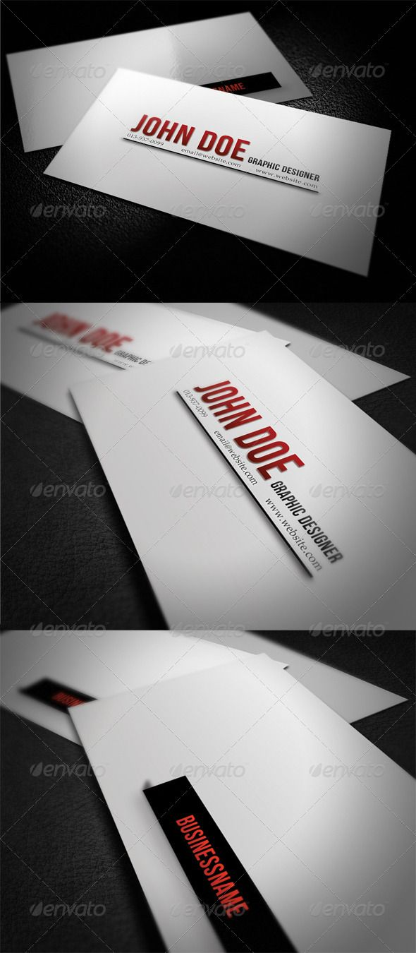 Red eli business card reheart Image collections
