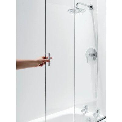 Coram Showers Frameless Sliding Bath Shower Screen Shower Screen Bath Shower Screens Shower Bath