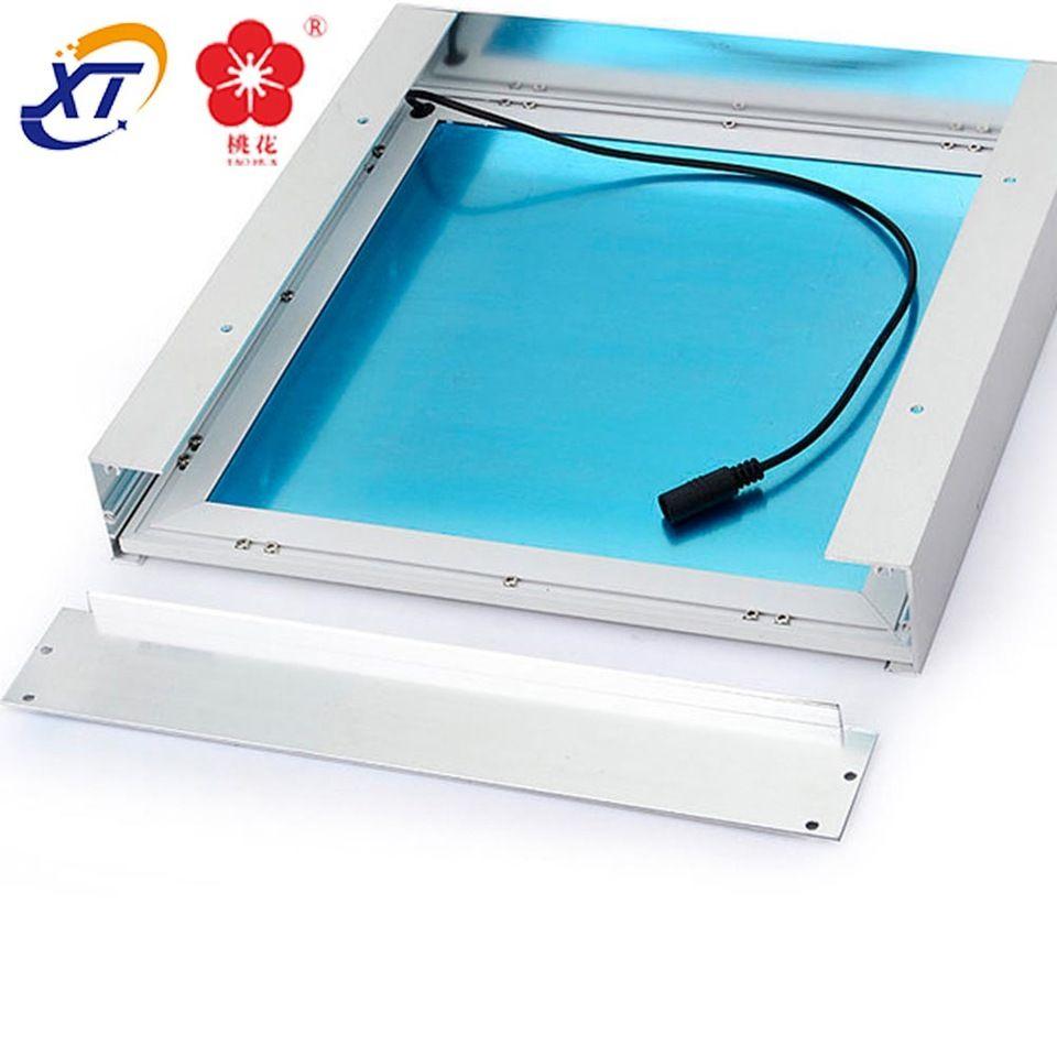 Restaurant Solar LED Panel Aluminium rahmen ceiling mounted frame ...