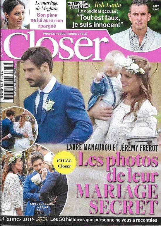 Épinglé sur Closer magazines