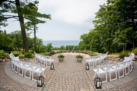 Unique Ceremony Seating Ideas For Outdoor Weddings: 21 Most Unique Ceremony Ideas