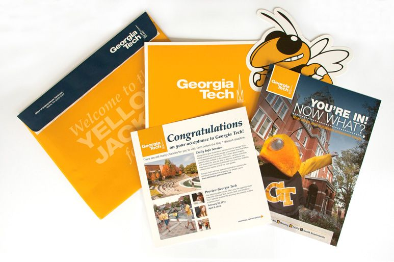 tech admissions higher education design   tech admissions