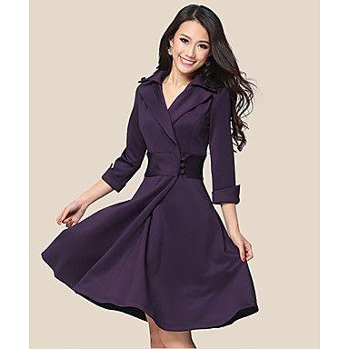 Elegant Wrap Dresses