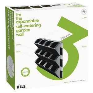 Hills Self Watering Garden Wall 3 Pack Masters $129
