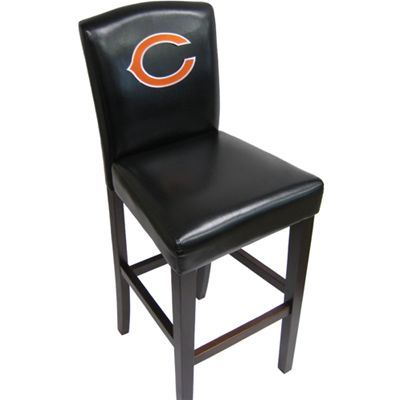 Fanzz Mobile Sports Apparel,Chicago Bears 2 Piece Counter Chairs NFL, NBA,  MLB