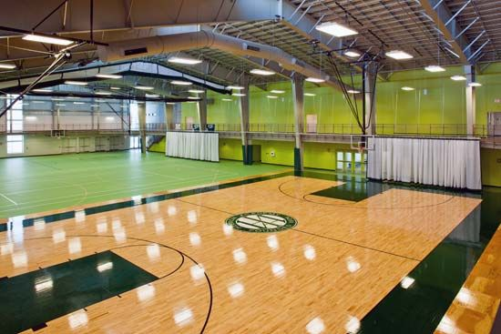 Warren Construction Group Llc Providing Residential Commercial And Educational Constr Indoor Basketball Court Basketball Court Backyard Indoor Soccer Field