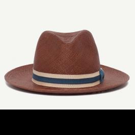 Betty Lynn Straw Fedora Hat  25437dc6bee