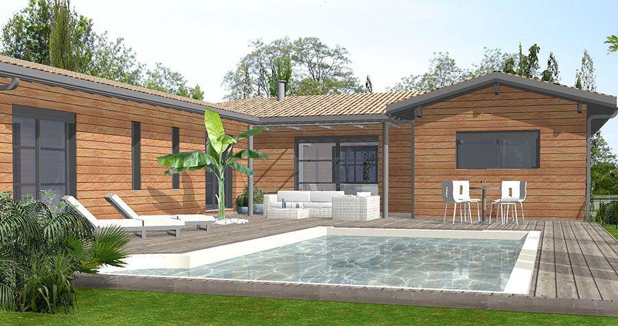maison palette - Recherche Google PALETTE BOIS Pinterest - modeles de maison a construire
