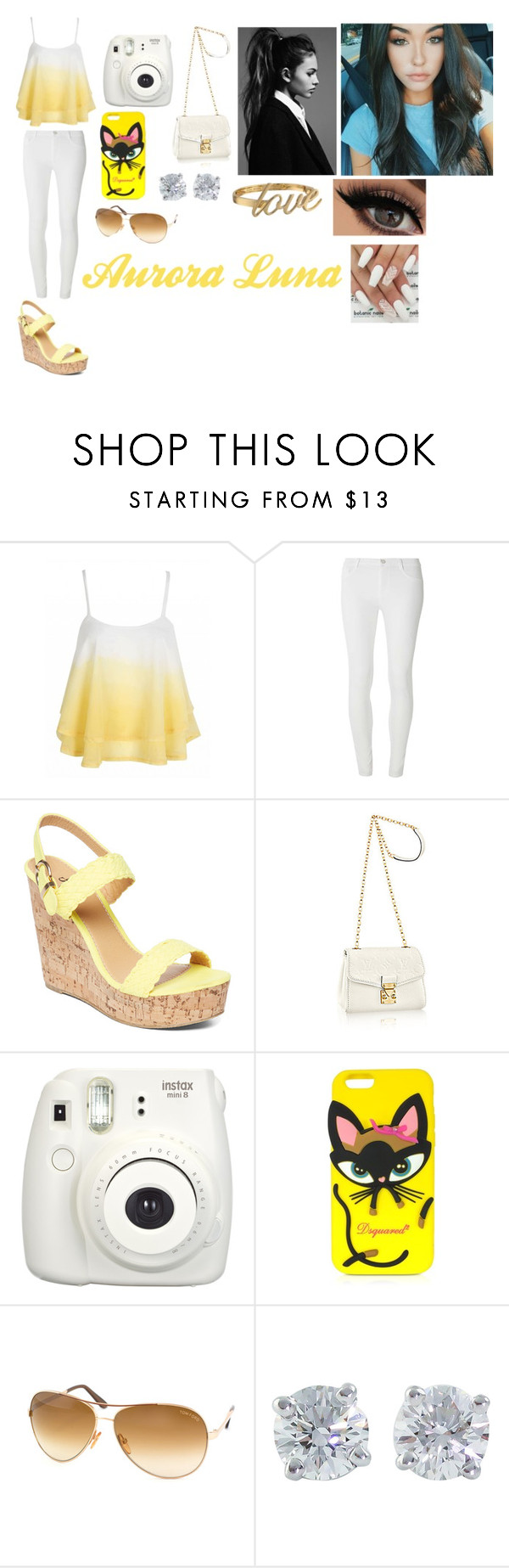 """""""1:1"""" by i-love-tacos on Polyvore featuring Dorothy Perkins, Charles Albert, Fujifilm, Dsquared2, Tom Ford, Tiffany & Co. and Kate Spade"""