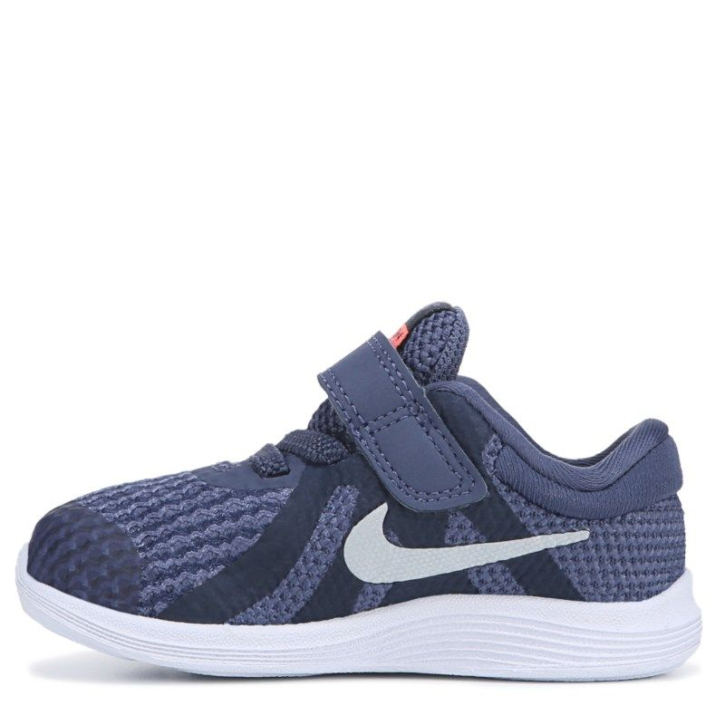 25f181a8984a Nike Kids  Revolution 4 Sneaker Toddler Shoes (Purple) Running Shoes Nike