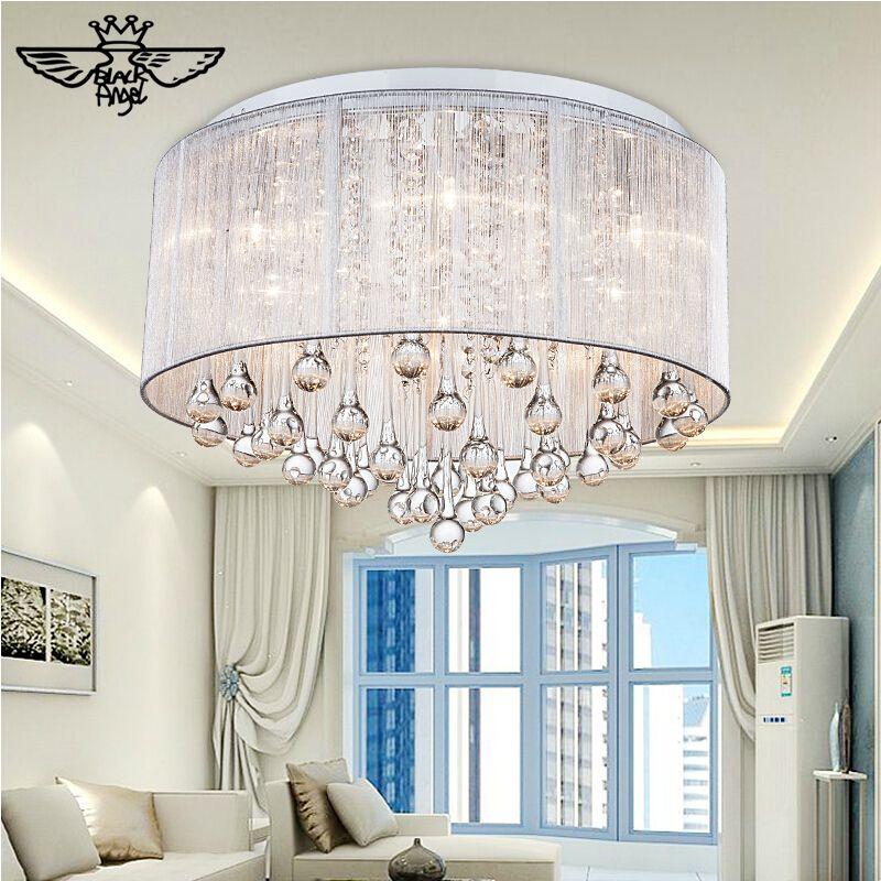 Fashion Dia 100cm 4 Lights Modern Lamp LED Crystal Chandelier aslo - deckenleuchte led wohnzimmer