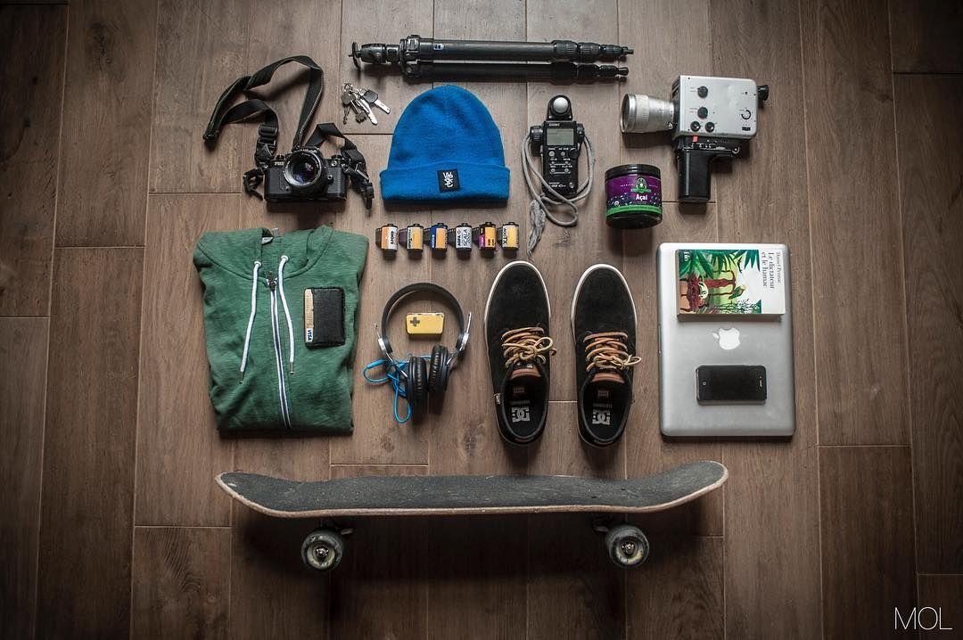The MOL of legendary skate photographer & filmmaker Fred