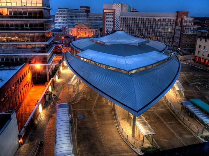 Starship - Norwich Bus Station