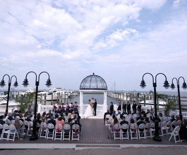 Wedding Chesapeake Beach