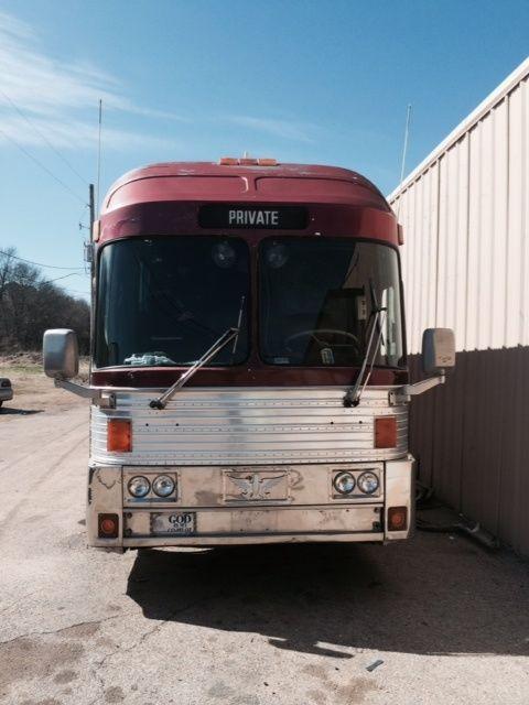 1970 Silver Eagle Tour Bus Entertainer Coach No Reserve Motorhome Travels Bus Silver Eagles