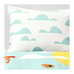 Lattjo Duvet Cover And Pillowcase S Garden Multicolor Toddler Room Ikea Duvet Duvet Bed Duvet Covers