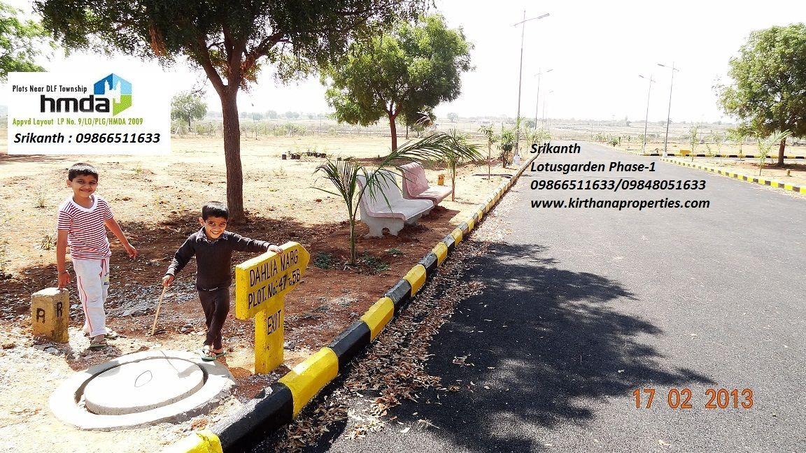 Plots Near Dlf Gardencity Hyderabad