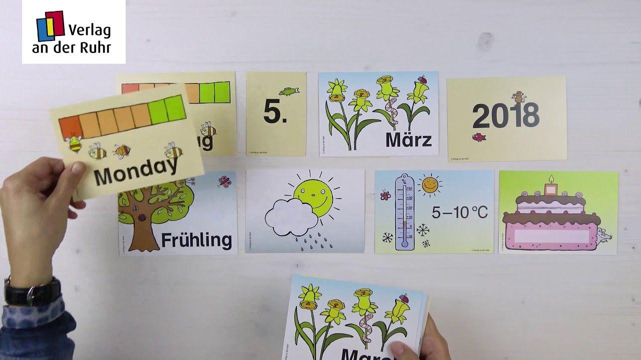 der universalkalender für kita und grundschule  die