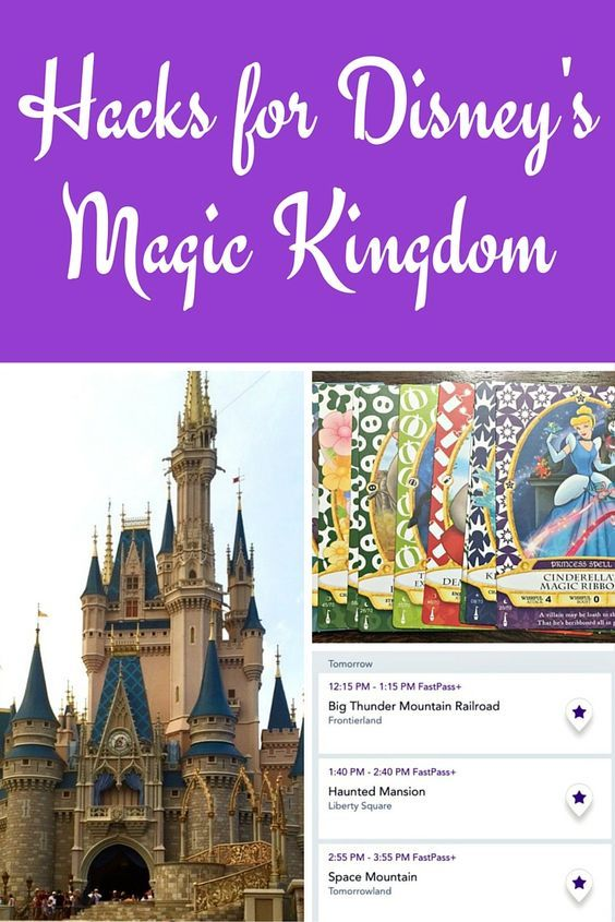 Hacks to make your vacation to Walt Disney World's Magic Kingdom even more magical.
