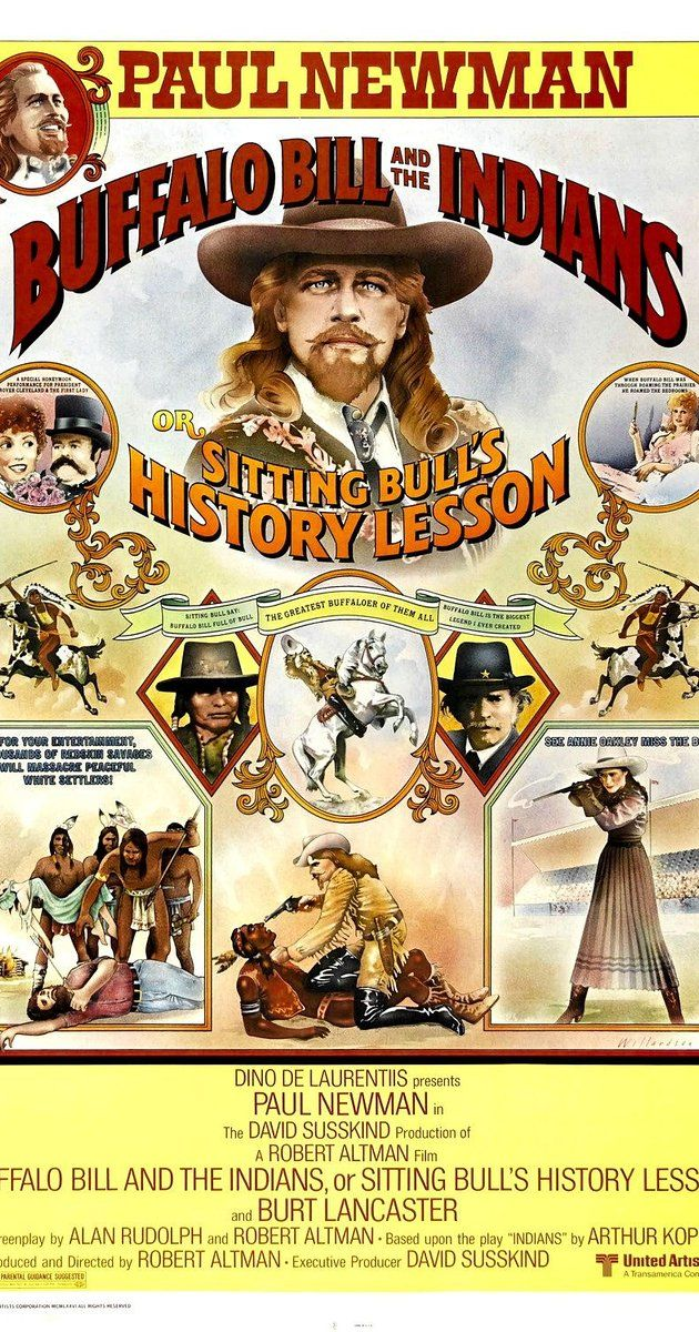 Watch Buffalo Bill Full-Movie Streaming