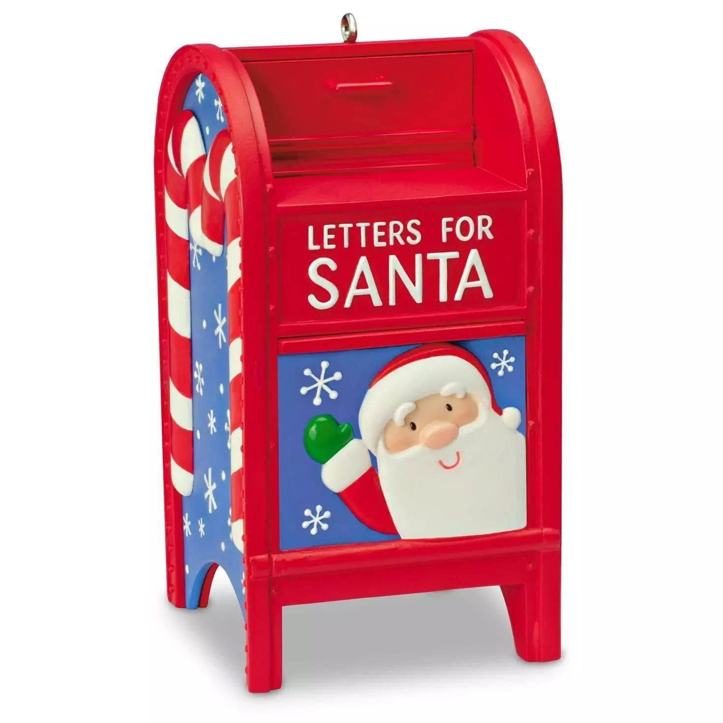 HALLMARK KEEPSAKE Letters For Santa Hallmark ornaments
