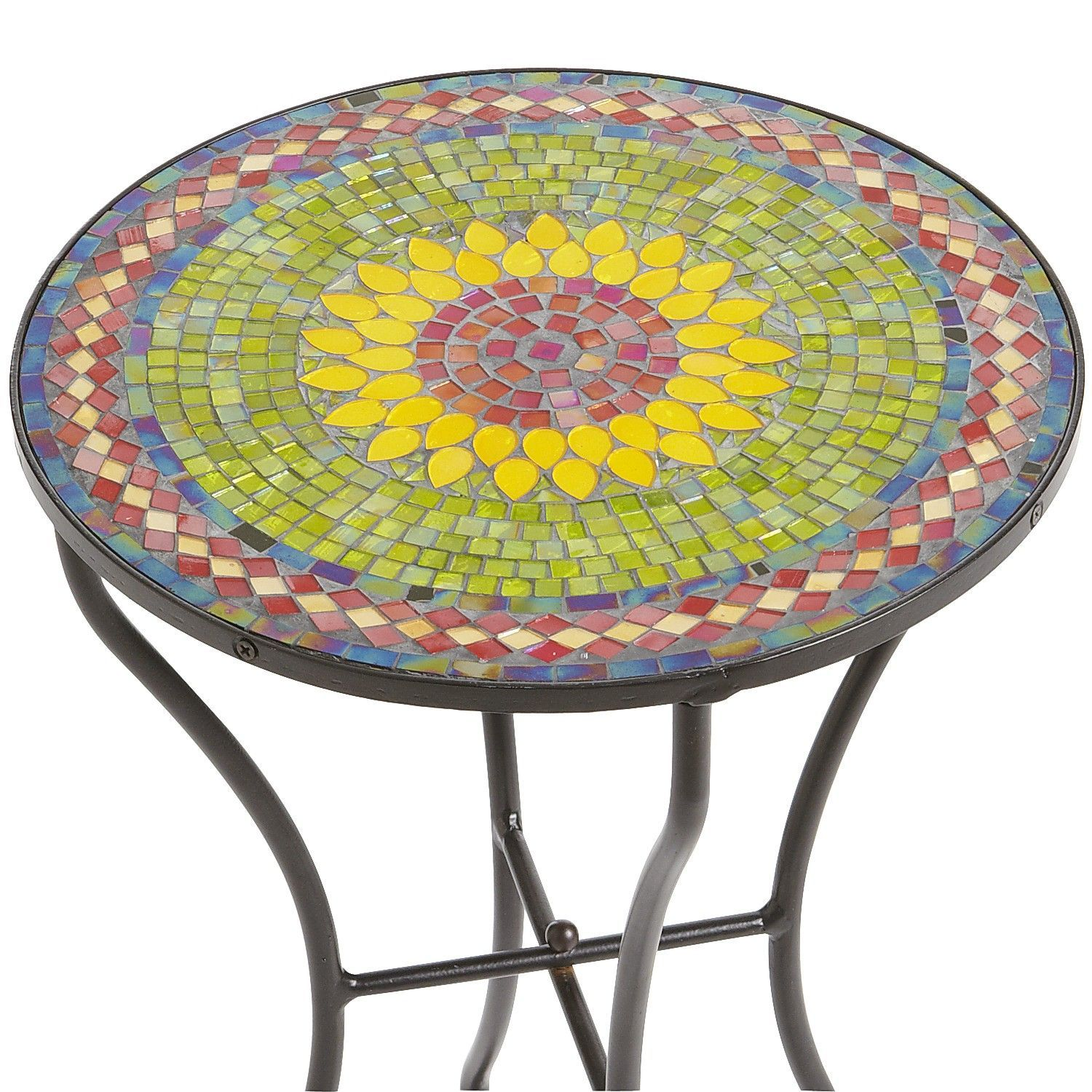 Sunflower Mosaic Accent Table Mosaic Accent Table Mosaic Coffee